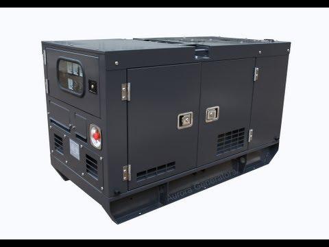 Aurora Silent Diesel Generators Doovi
