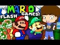 Mario's WEIRD Flash Games - ConnerTheWaffle