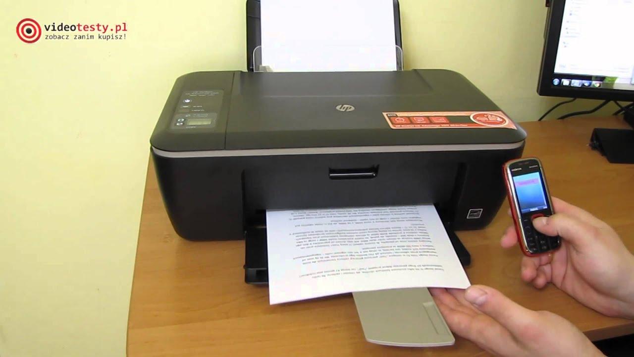 HP DeskJet 2515 Ink Advantage TEST