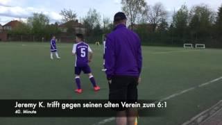Eintracht vs. BSC Marzahn 23.04.2016