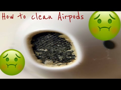 Best way to clean your AirPods
