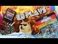Ed Plays Atlantis Atari 2600 HD