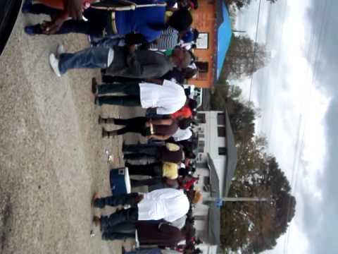 free lil boosie gus young christmas parade - YouTube
