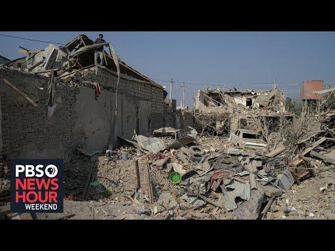 Dozens Dead, Ghost Towns: Azerbaijan-Armenia Conflict Devastates Region