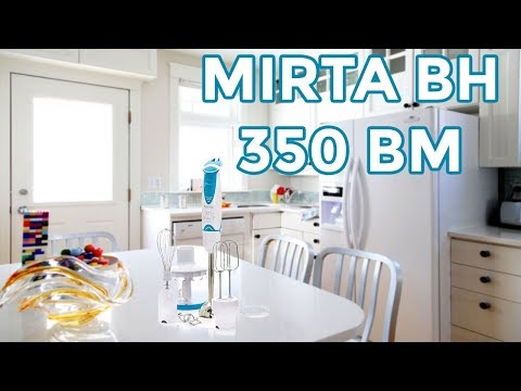 Блендер-миксер MIRTA BHM 350 BM