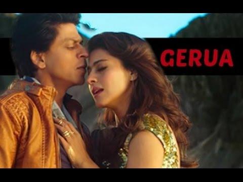 Dilwale Song GERUA - Shahrukh Khan & Kajol Full Uncut Event