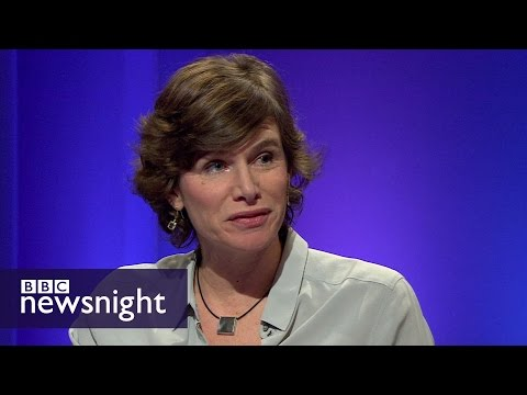 Are executives being paid excessive amounts? - BBC Newsnight
