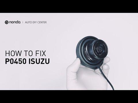 How to Fix ISUZU P0450 Engine Code in 3 Minutes [2 DIY Methods / Only $4.52]