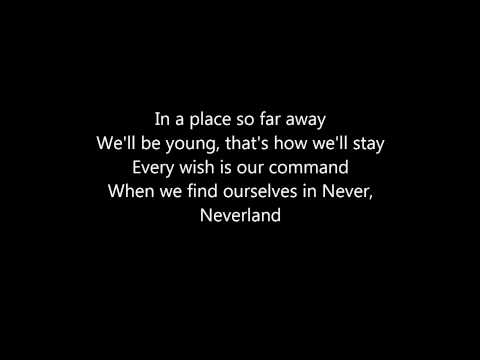 Zendaya - Neverland (Lyrics)