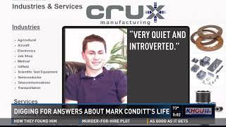 Who was Mark Anthony Conditt?