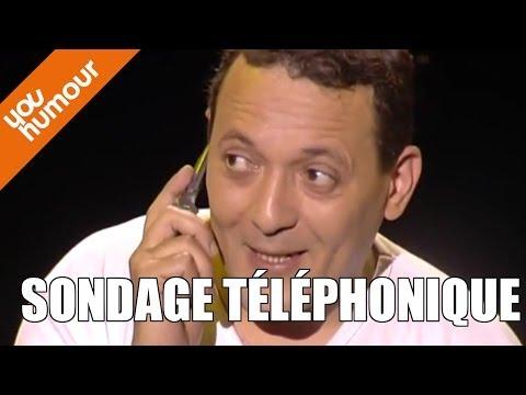 Arsène MOSCA, Sondage téléphonique