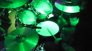 IronBlast - In The Forest - Drum Cam - Live Drak-Art