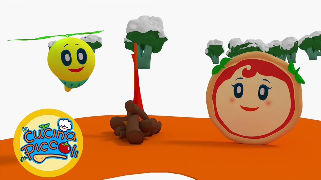 Cartoni animati per bambini margherita e la minestra youtube