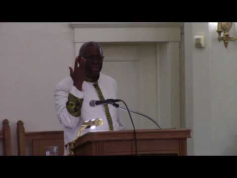 "Bishop Lindsay Jones ""Mastering Difficulty of your Past"" Part 1"