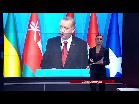 BÜŞRA SANAY CNNTÜRK / GÜNE MERHABA