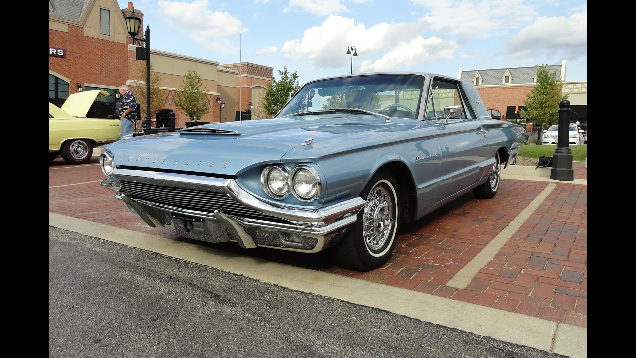 1964 ford thunderbird t bird hardtop won in a raffle my car story with lou costabile