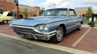 My Car Story with Lou Costabile 1964 Ford Thunderbird T Bird Hardtop
