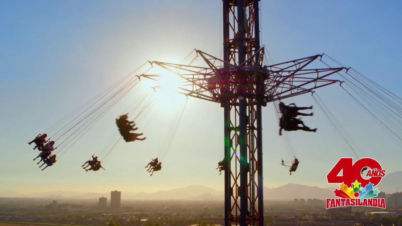 Nuevo Juego Flyover Fantasilandia 2018 Youtube