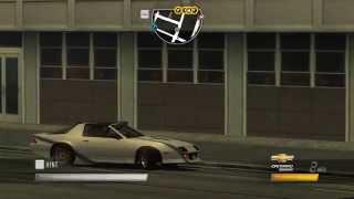 Driver: San Francisco - Chevrolet Camaro Z28 (1986)