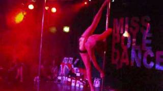 Miss Pole Dance UK competition 2009, Karry Summers
