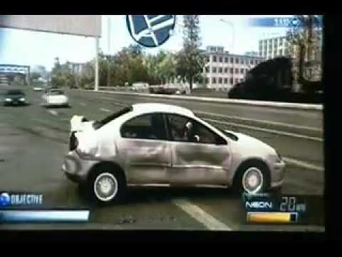 Driver San Francisco: Car Crash Montage