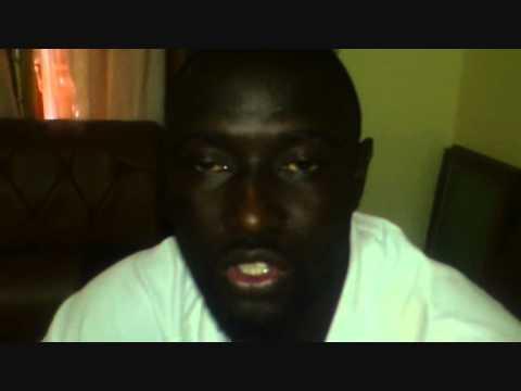 Boniface Ndong - Manager général de l'équipe national de basket du Sénégal