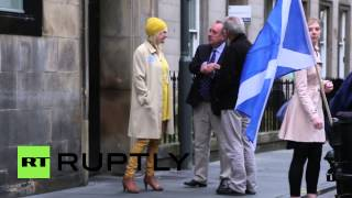 "UK: Salmond hits out at ""big battalions"" sent in by Downing Street"