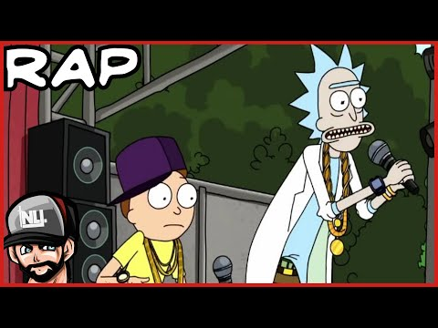 THE SCHWIFTIEST RICK AND MORTY RAP!