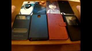 Обзор чехлов для Samsung Galaxy Note 3 от 1$ до 5$