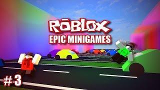 GLITCH WIN (Roblox: Epic Minigames #3)