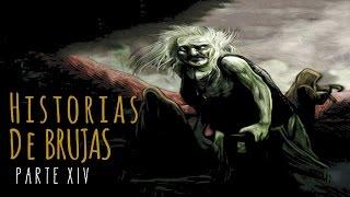 HISTORIAS DE BRUJAS (RECOPILACIÓN XIV)