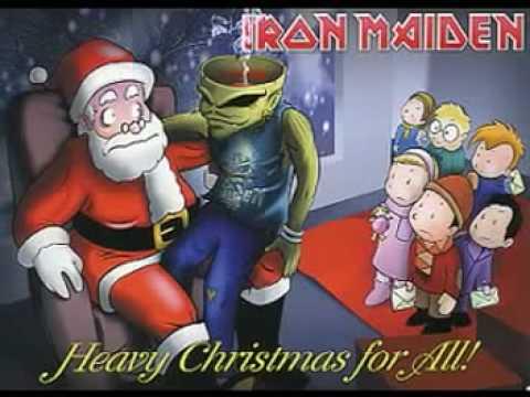 Iron Maiden Christmas!