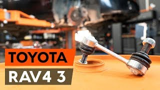 Самостоятелен ремонт на TOYOTA AVENSIS - видео уроци за автомобил