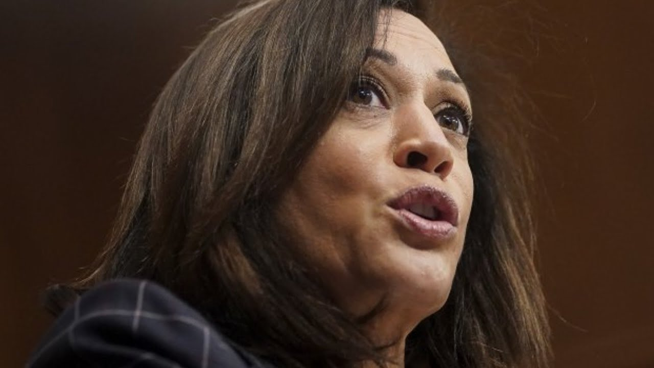 The Untold Story Of Kamala Harris' Childhood