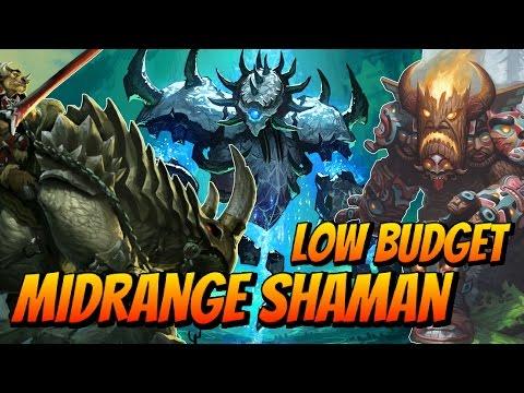 Midrange Shaman (Low Budget)