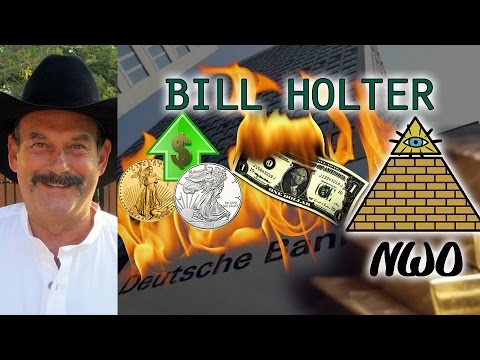 Derivatives Chain Breaking; Market Collapse Soon; 2016 Election Suspension? - Bill Holter Interview