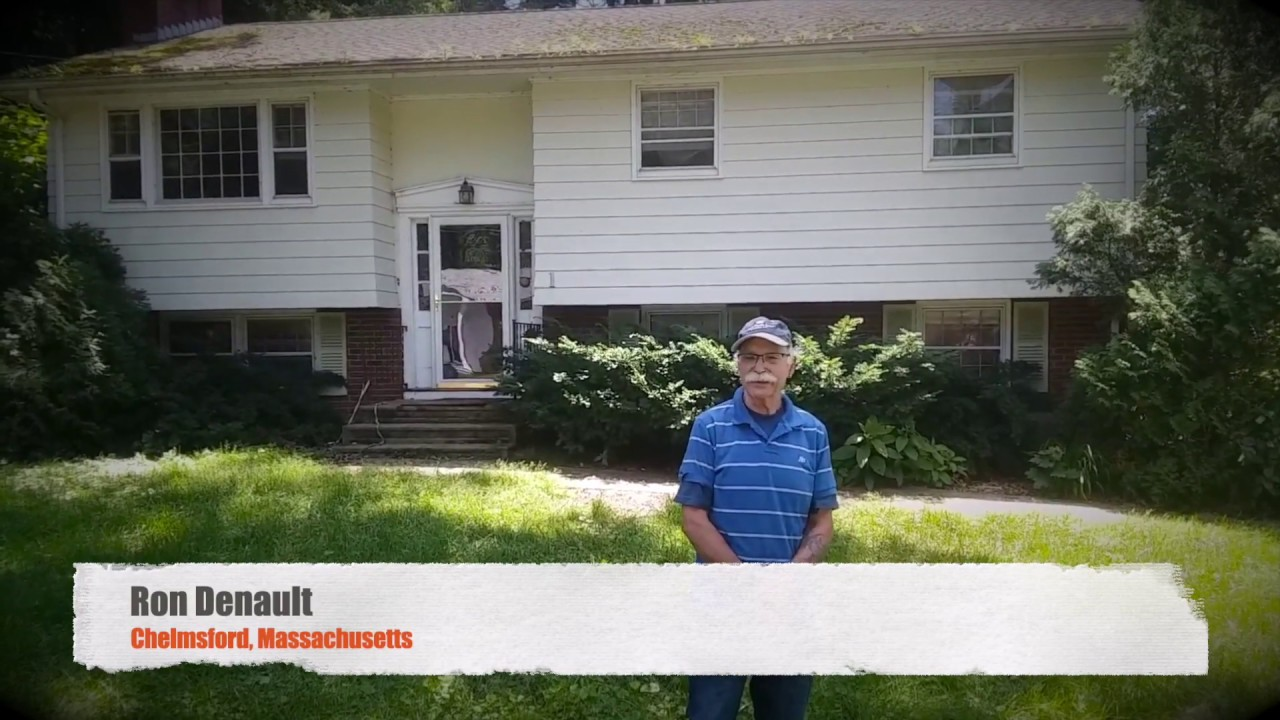 We Buy Houses - Testimonial - Chelmsford, MA