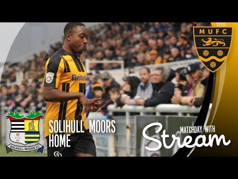 Maidstone United Vs Solihull Moors (19/11/17)
