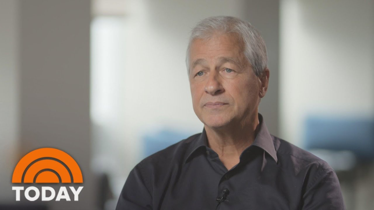 JPMorgan Chase CEO Jamie Dimon Weighs In On How To Help The Economy | TODAY