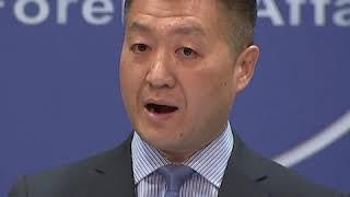 """中方喊话美国会议员:""""没想到有人如此赤裸裸操纵法律和规则"""""""