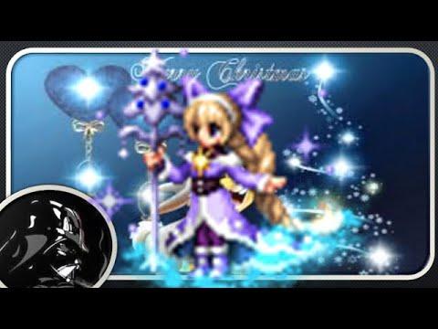 Final Fantasy Brave Exvius - Advent Children Cloud - CG