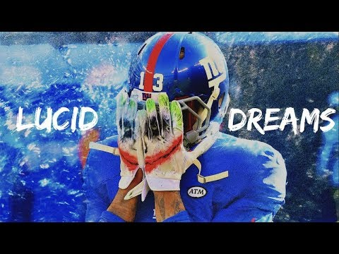 Odell Beckham Jr. |  Lucid Dreams  | Ft. Juice Wrld | Highli