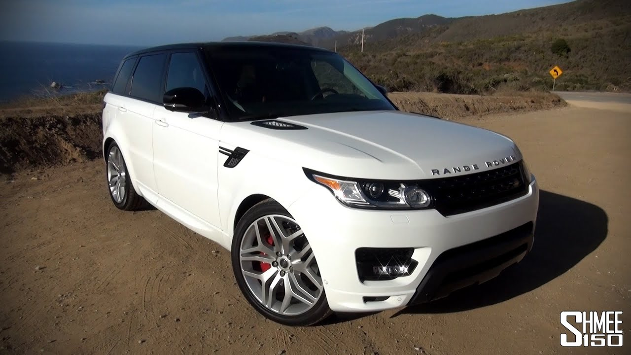 Range Rover Sport Autobiography Ride And Drive Discussion