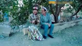 Mining Ismim Uyghur Kizi [Uyghur song] Saniyem Ismayil