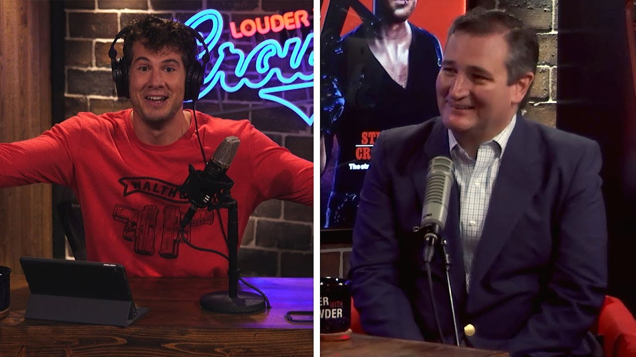 ted-cruz-vs-beto-o-rourke-showdown-louder-with-crowder