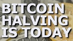 Bitcoin Halving Is Today, Next Price Movement, ETH Vs BTC & TRON Stimulus