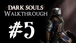 dark souls pc undead parish and blacksmith andre part 5
