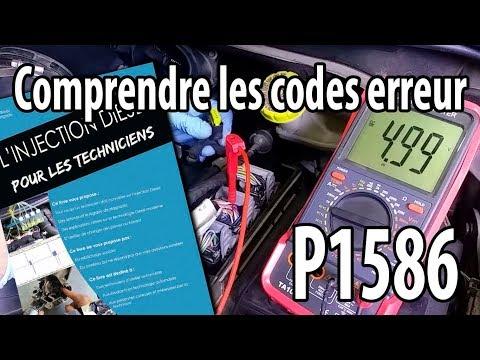 Comprendre Les Codes Erreur : Le P1586
