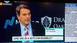 Bitcoin Soaring To $250K By 2022 (Proposes Tim Draper)