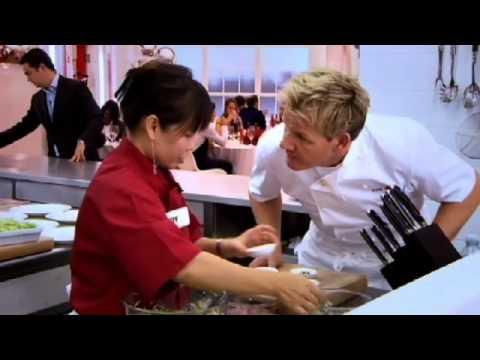 Thai Fishcakes Competition - Gordon Ramsay